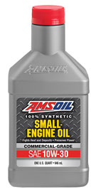 10W-30 Synthetic Small Engine Oil - Commercial Grade (ASE)