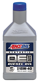 OE 15W-40 Synthetic Diesel Oil (OED)