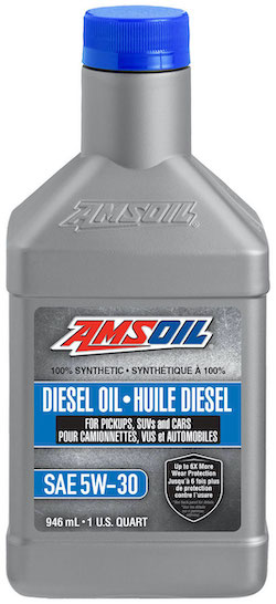 Synthetic Diesel Oil SAE 5W-30 (DP530)